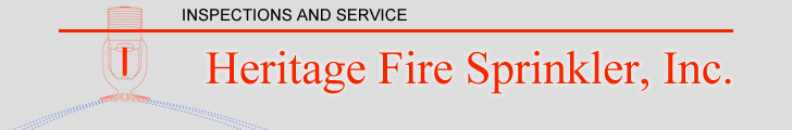 Heritage Fire Sprinkler, Inc.